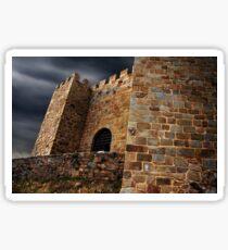 Belver Castle Sticker