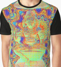 Brahma Psychedelic Graphic T-Shirt