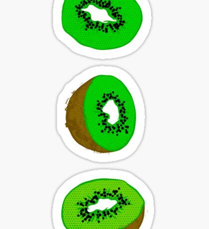 Kiwifruit Sticker