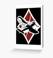 War Thunder Greeting Card