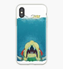 Bowser / Jaws iPhone Case