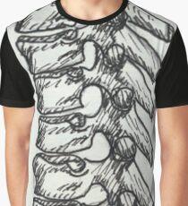 Skeletal - Spine Graphic T-Shirt