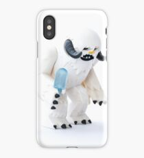 Wampa Family iPhone Case