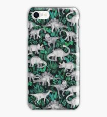 Dinosaur Jungle iPhone Case/Skin