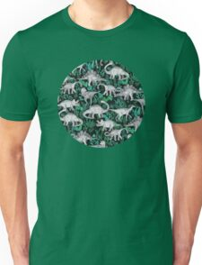 Dinosaur Jungle Unisex T-Shirt