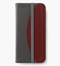 Simple texture iPhone Wallet/Case/Skin