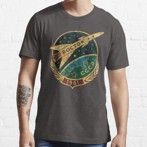 CCCP Boctok 1961 Essential T-Shirt
