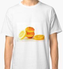 Oranje Lemon Classic T-Shirt