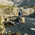 The Fairy Pools, Glen Brittle, No 3 by Kevin Allan