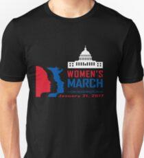 Women March On Washington Unisex T-Shirt