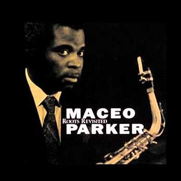 Maceo Parker by azka1582