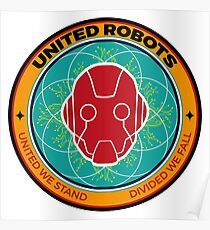United Robots Poster
