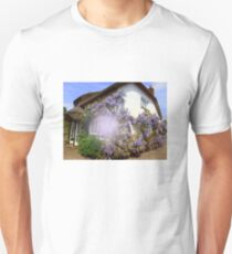 Clothed in Wisteria Unisex T-Shirt