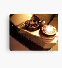 Pentax SP1000 Speed Dial Canvas Print