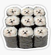 Sushi bork??? Sticker