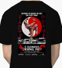 KUNG FU, FILM, POSTER, 5 Element,  Classic T-Shirt