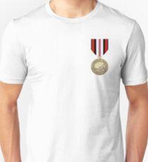Afghanistan Campain Medal Unisex T-Shirt