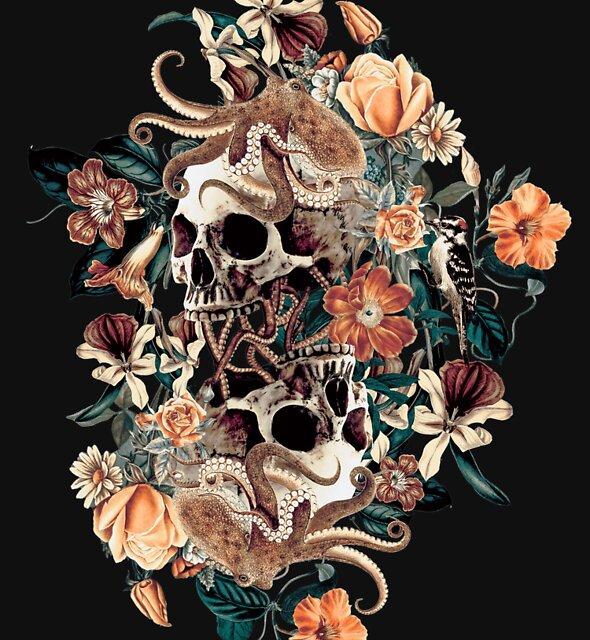 Fantasy Skull by RIZA PEKER