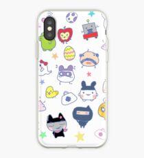 Tama friends iPhone Case