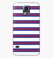 Nautical Stripe Pattern Case/Skin for Samsung Galaxy