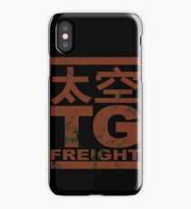 TG Freight iPhone Case/Skin