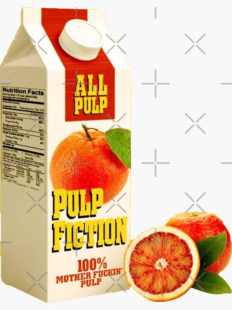 pulp fiction by odinsxn