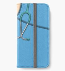 Medical Scrubs iPhone Wallet/Case/Skin