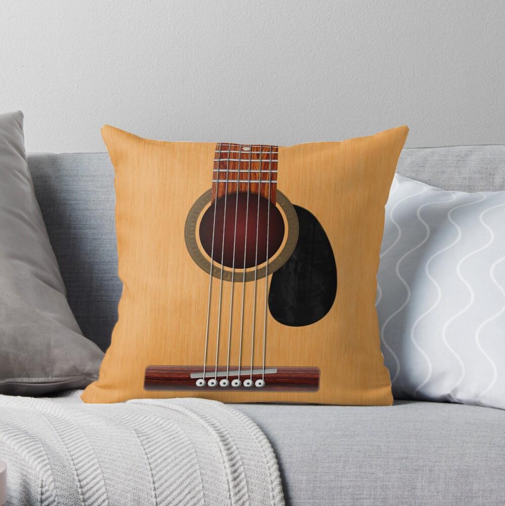 Guitarra acustica Cojín