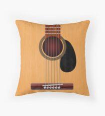 Cojín Guitarra acustica