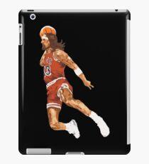 jesus dunk iPad Case/Skin