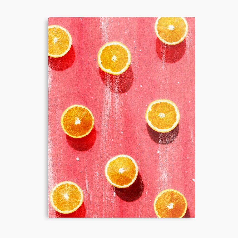 fruit 5 Metal Print
