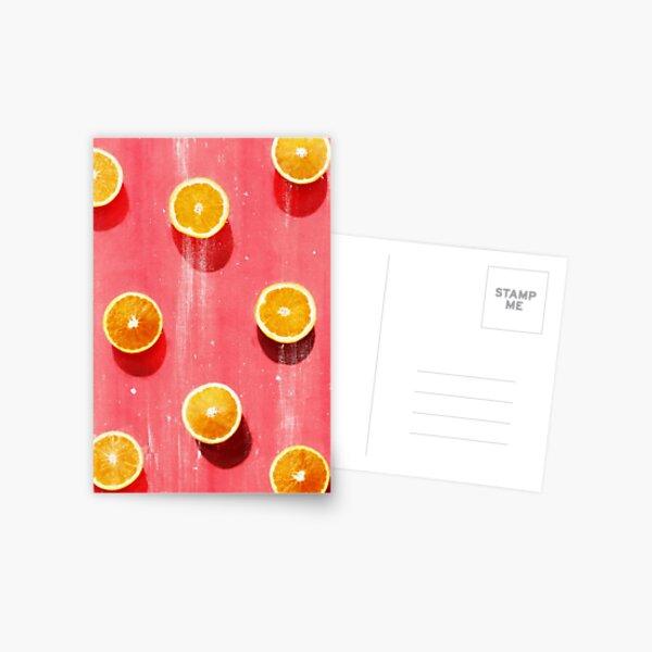 fruit 5 Postcard