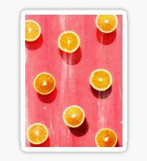 fruit 5 Sticker