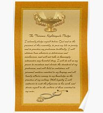 Das Florence Nightingale Versprechen Poster