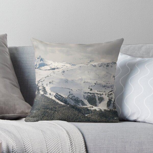 Harmony (in Colour) Throw Pillow