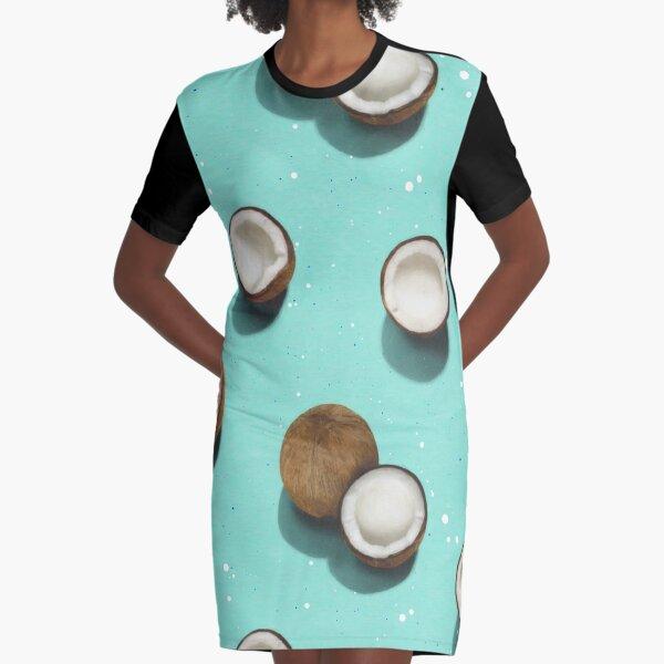 fruit 6 Graphic T-Shirt Dress
