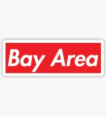 BAY AREA SUPREME Sticker