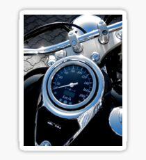 Speedometer Sticker