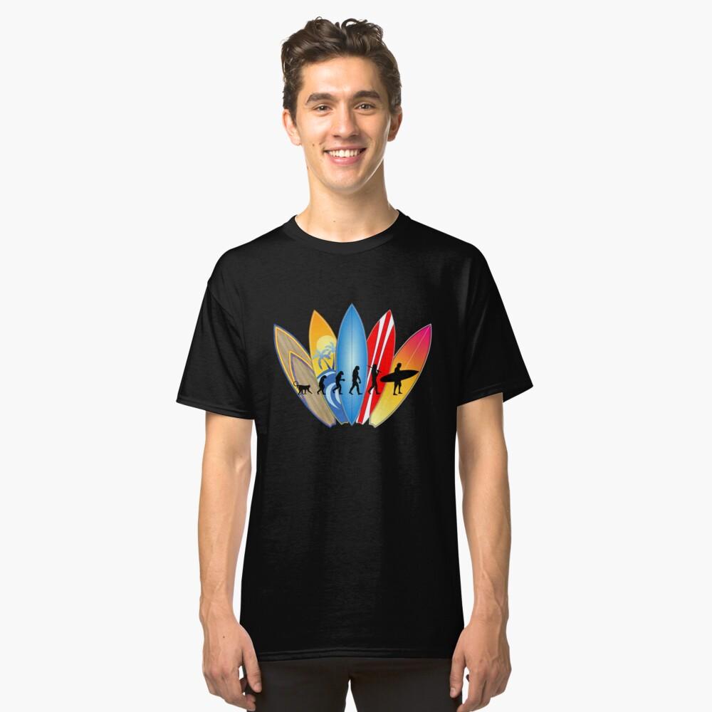 Surfer-Entwicklung Classic T-Shirt