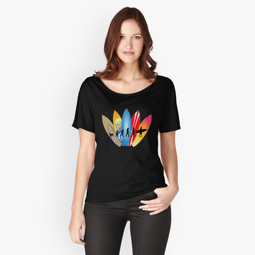 Surfer-Entwicklung Loose Fit T-Shirt