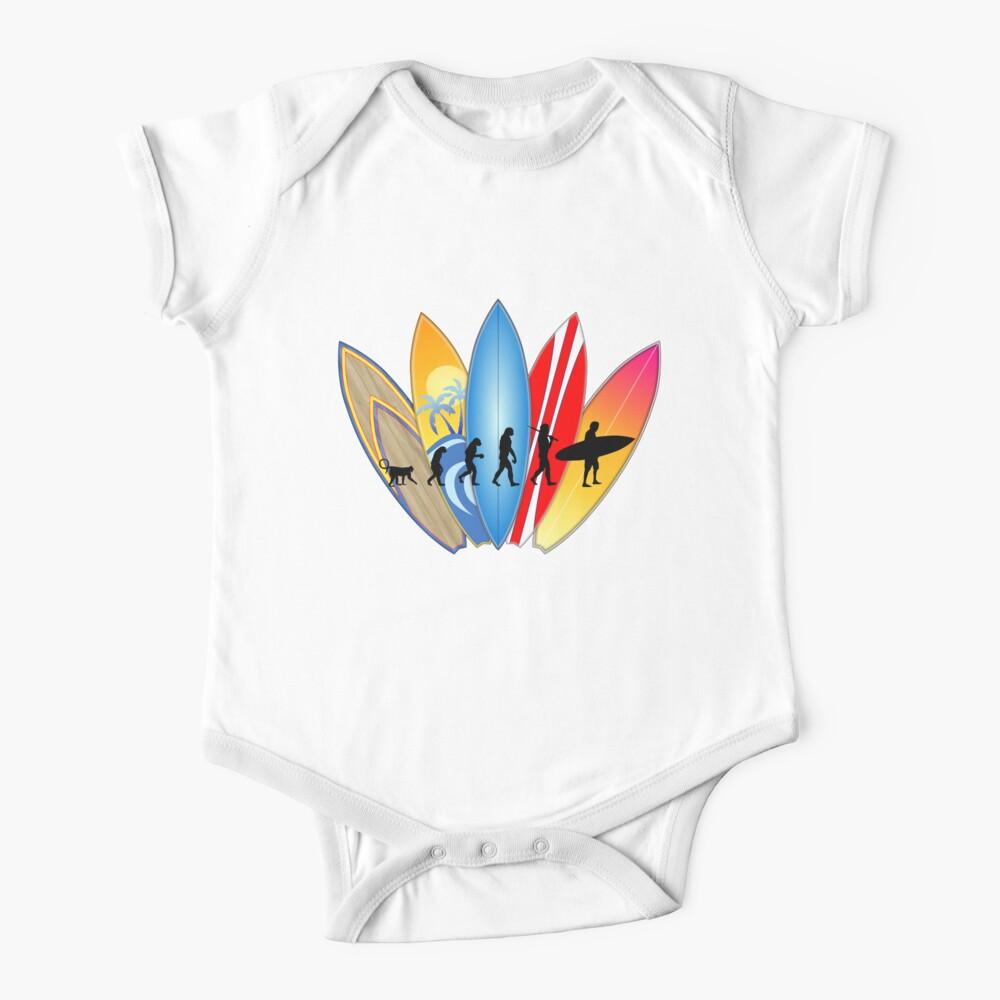 Surfer-Entwicklung Baby Body