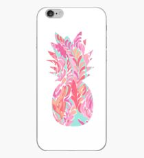 LILLY PINEAPPLE iPhone Case