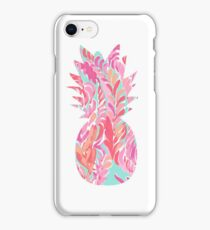 LILLY PINEAPPLE iPhone Case/Skin