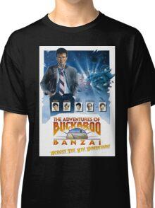 Buckaroo Banzai Classic T-Shirt