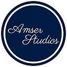 Amser Studios (Navy Blue) by AmserStudios