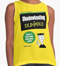 Shadowhunters - Shadowhunting for Dummies Contrast Tank