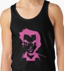 Professor Che Oak, high contrast, inverted T-Shirt