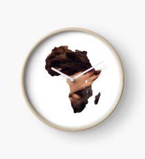 Toto Africa Clock