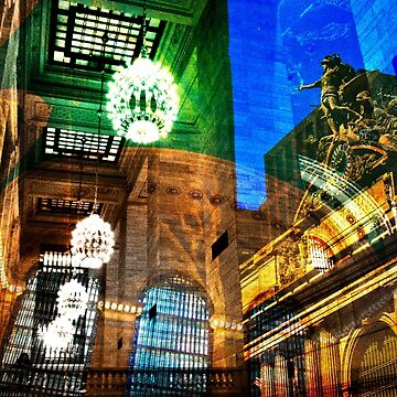Grand Central by skiphunt