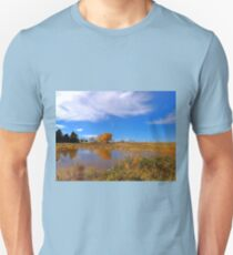 Forest Beach Migratory Preserve Pond T-Shirt